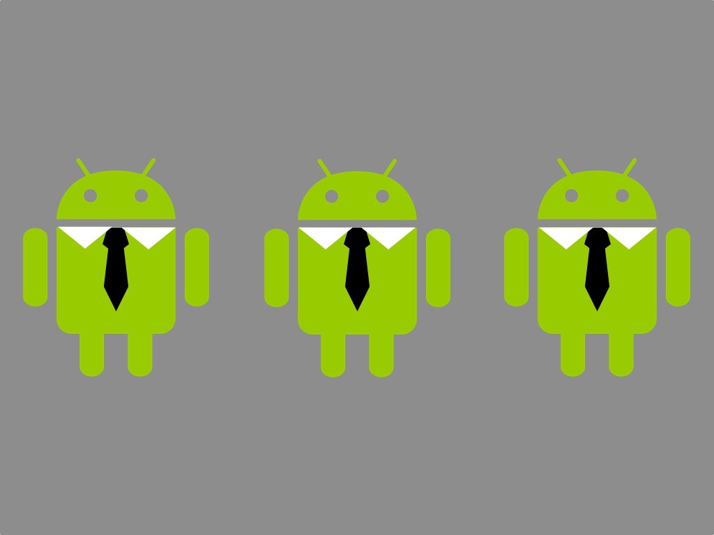 Best practices for an enterprise Android deployment