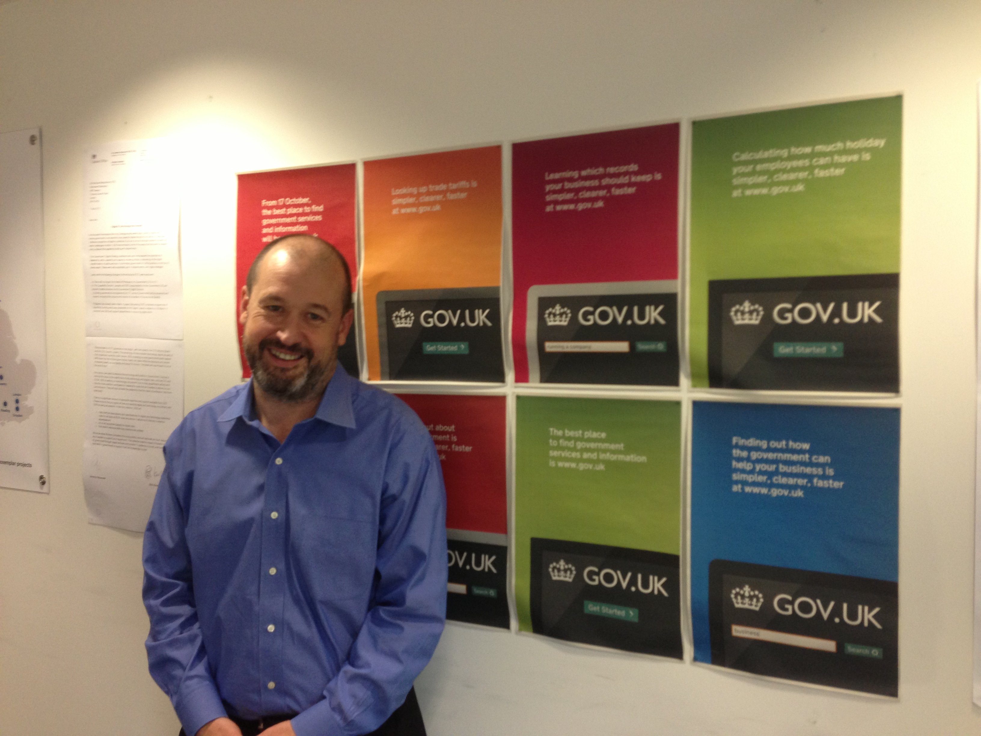 UK's first chief data officer to focus on making data a public asset