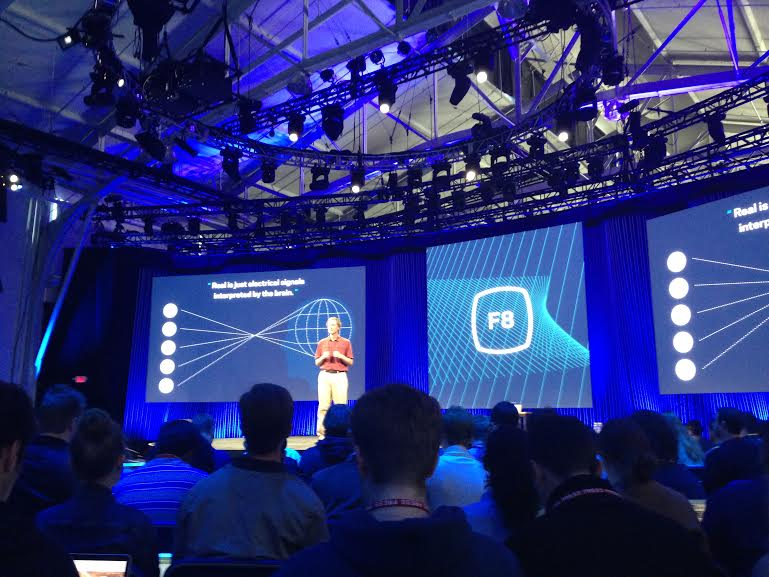 Virtual reality: How it factors into Facebook's 10-year plan