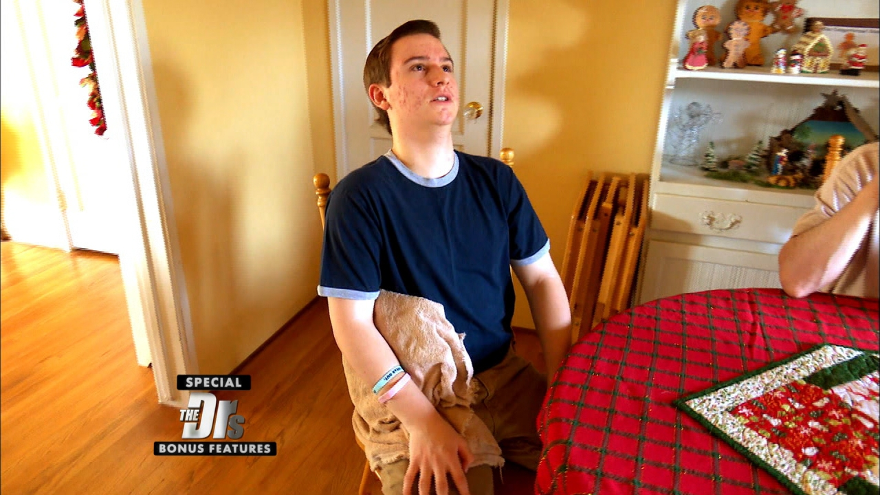 Teen with Mysterious Pain Returns