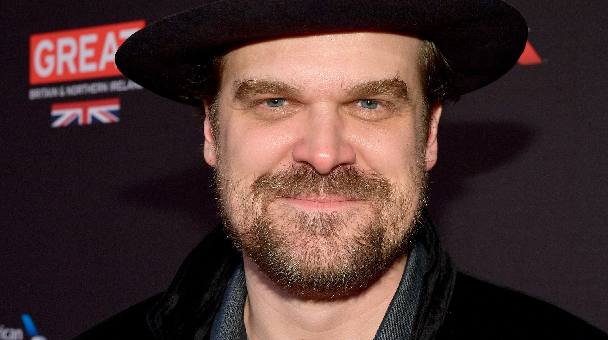 David Harbour Just Made Another Amazing Twitter Promise To A Fan