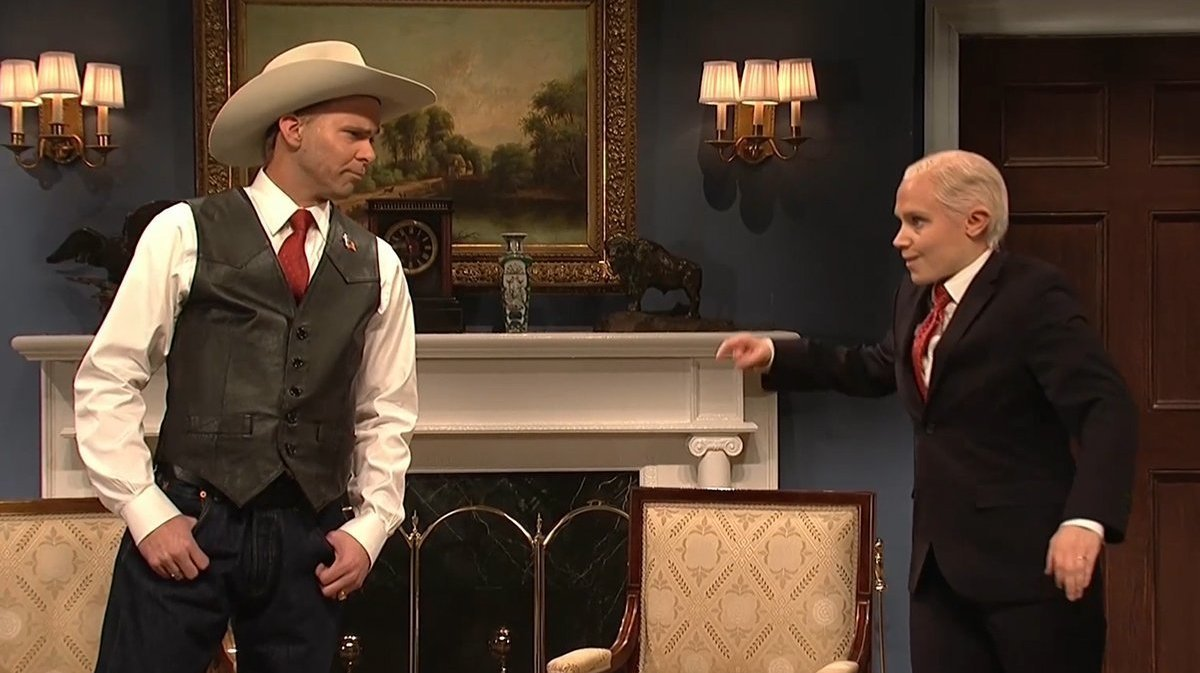 'Roy Moore' Even 'Too Alabama' For Kate McKinnon's Jeff Sessions On 'SNL'