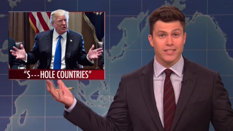 'Saturday Night Live' Can't Use Language As Bad As Trump's