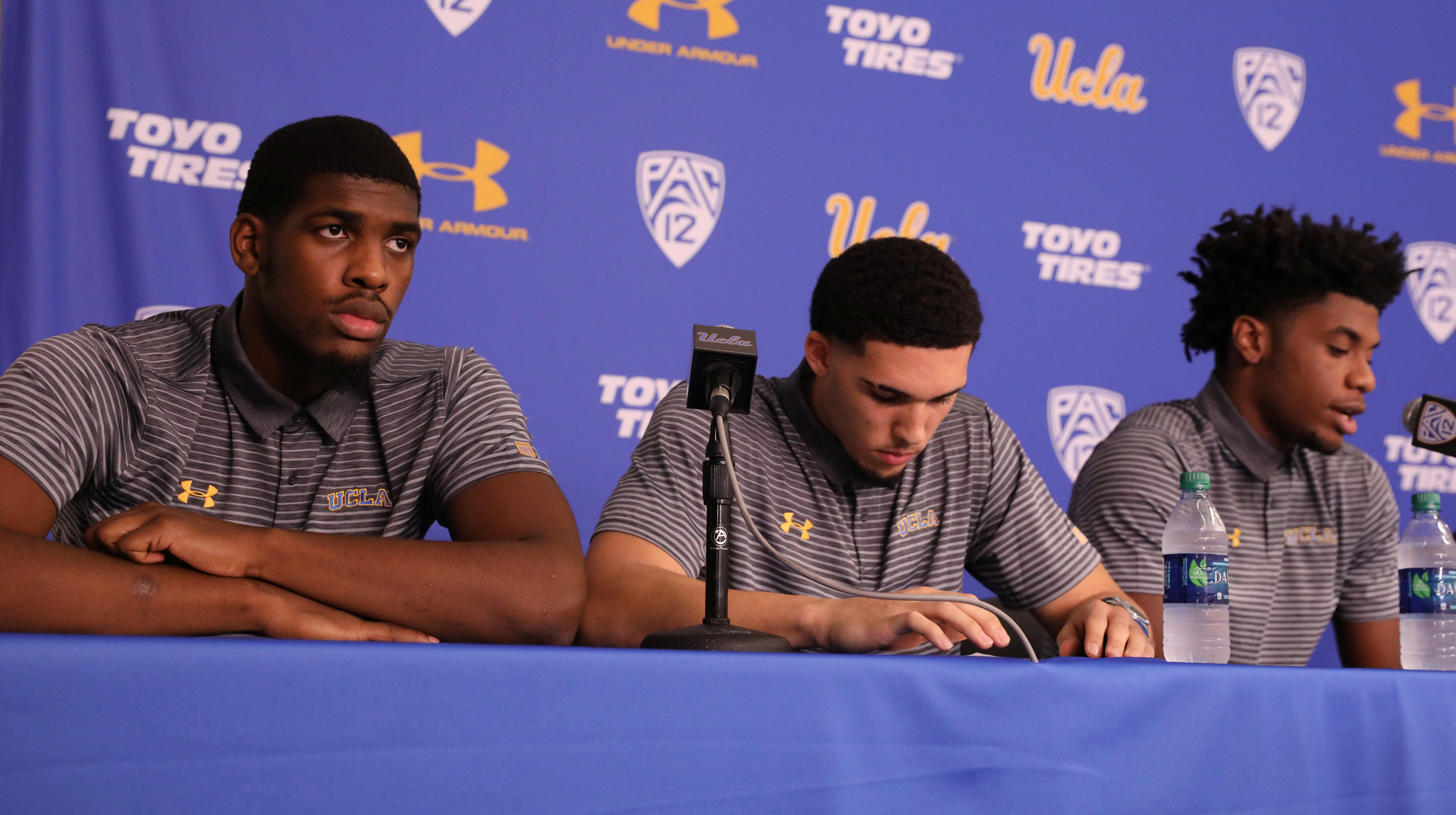 People Sent A Lot Of Racist Email To UCLA After 3 Athletes Were Arrested In China