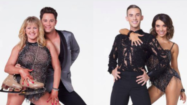 Tonya Harding, Adam Rippon Join 'Dancing With The Stars: Athletes' Cast