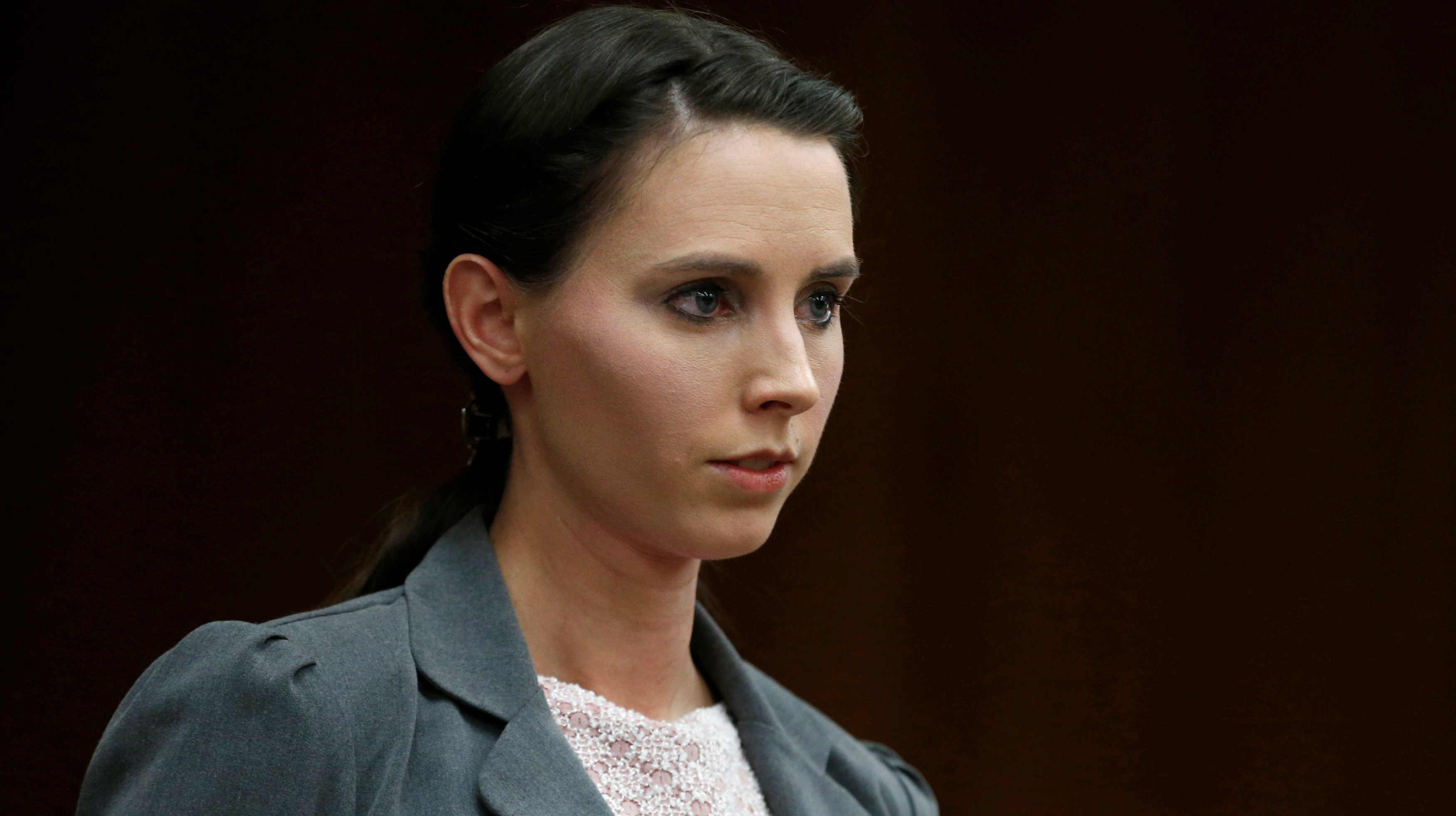 Larry Nassar Accuser: 'Faith Communities Can Be Breeding Grounds For Abusers'