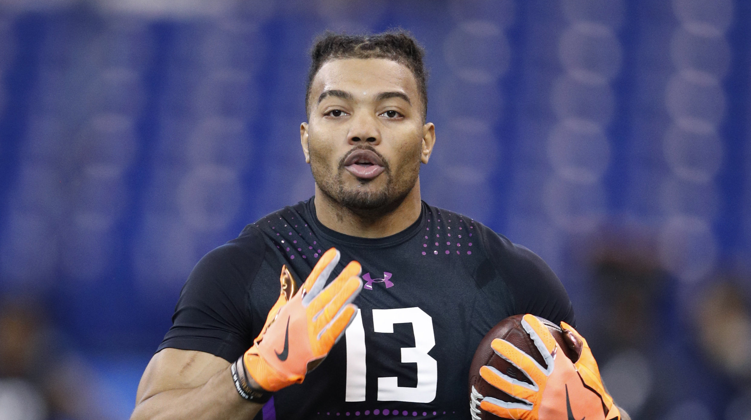 NFL Prospect Derrius Guice Says Team Asked Him If He Was Gay