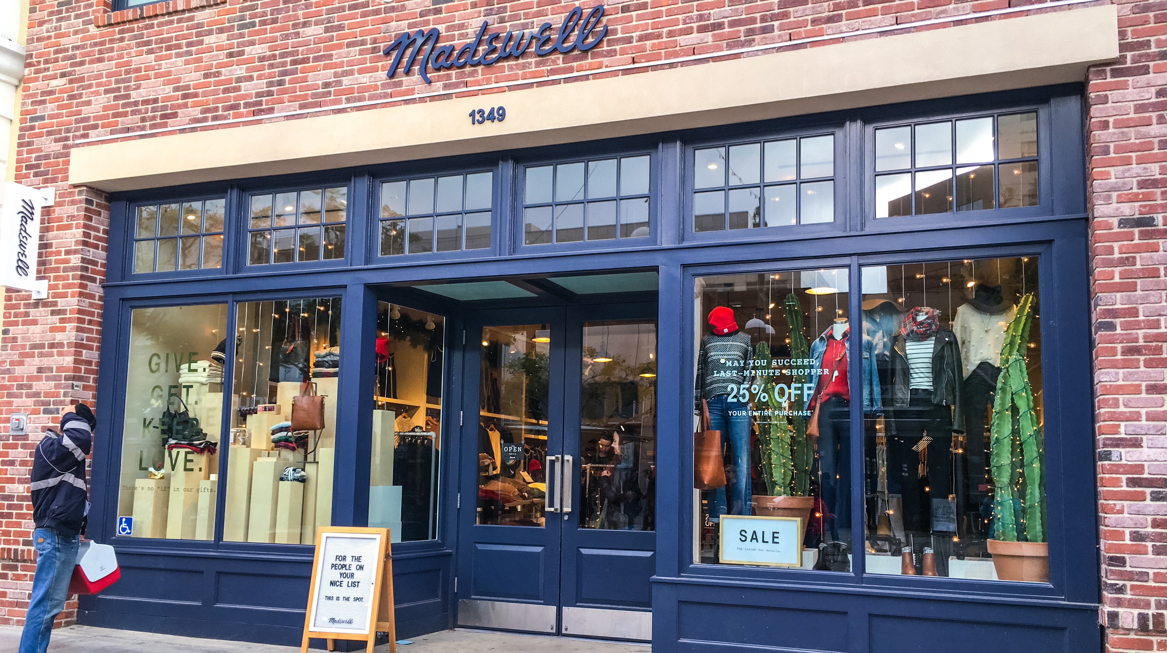 9 Madewell Finds To Get During Nordstrom's Anniversary Sale