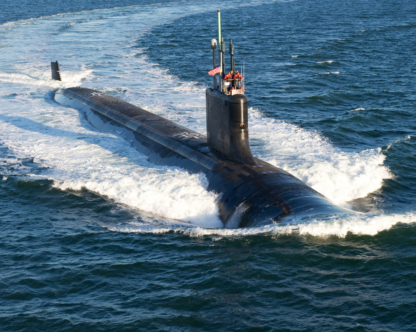 The Block III Virginia-Class Nuclear Attack Submarine: The Best Sub Ever?