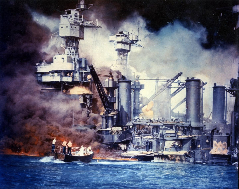 How America's Old-School Battleships Got Revenge for Pearl Harbor