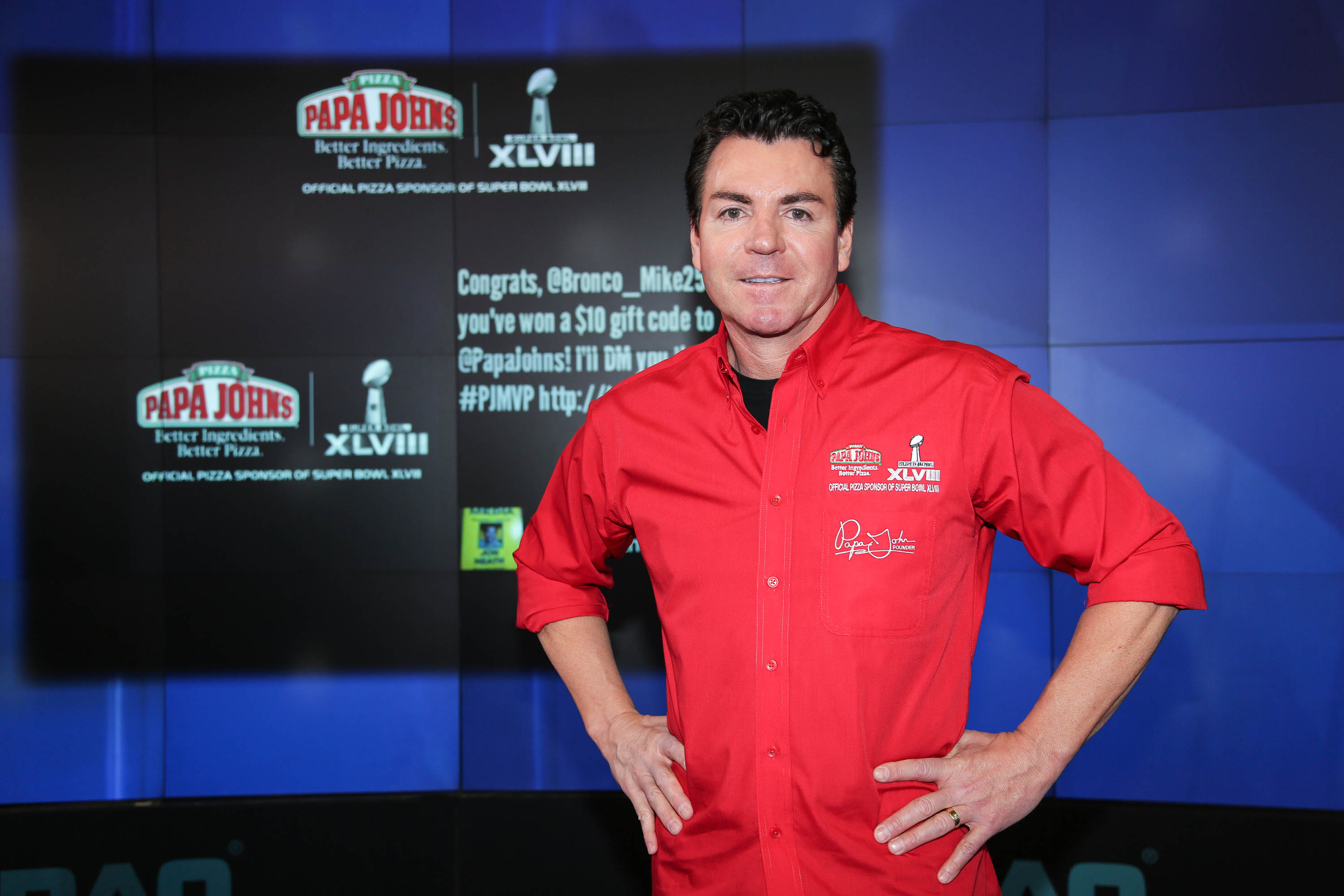 Papa John's Exiled Founder John Schnatter Is Going to War With the Company's Leaders