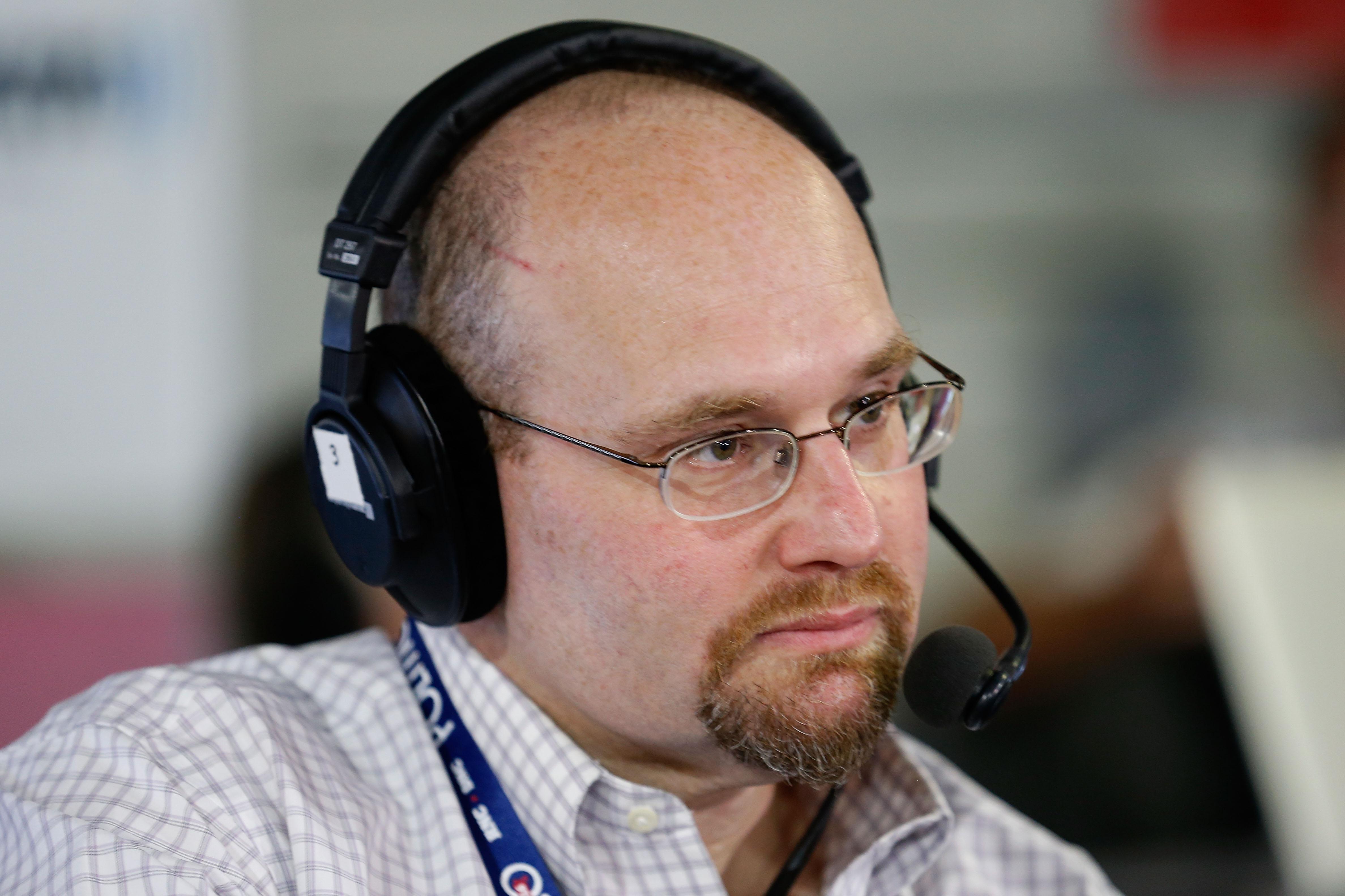 New York Times Reporter Glenn Thrush Has Been Suspended Amid Harassment Allegations