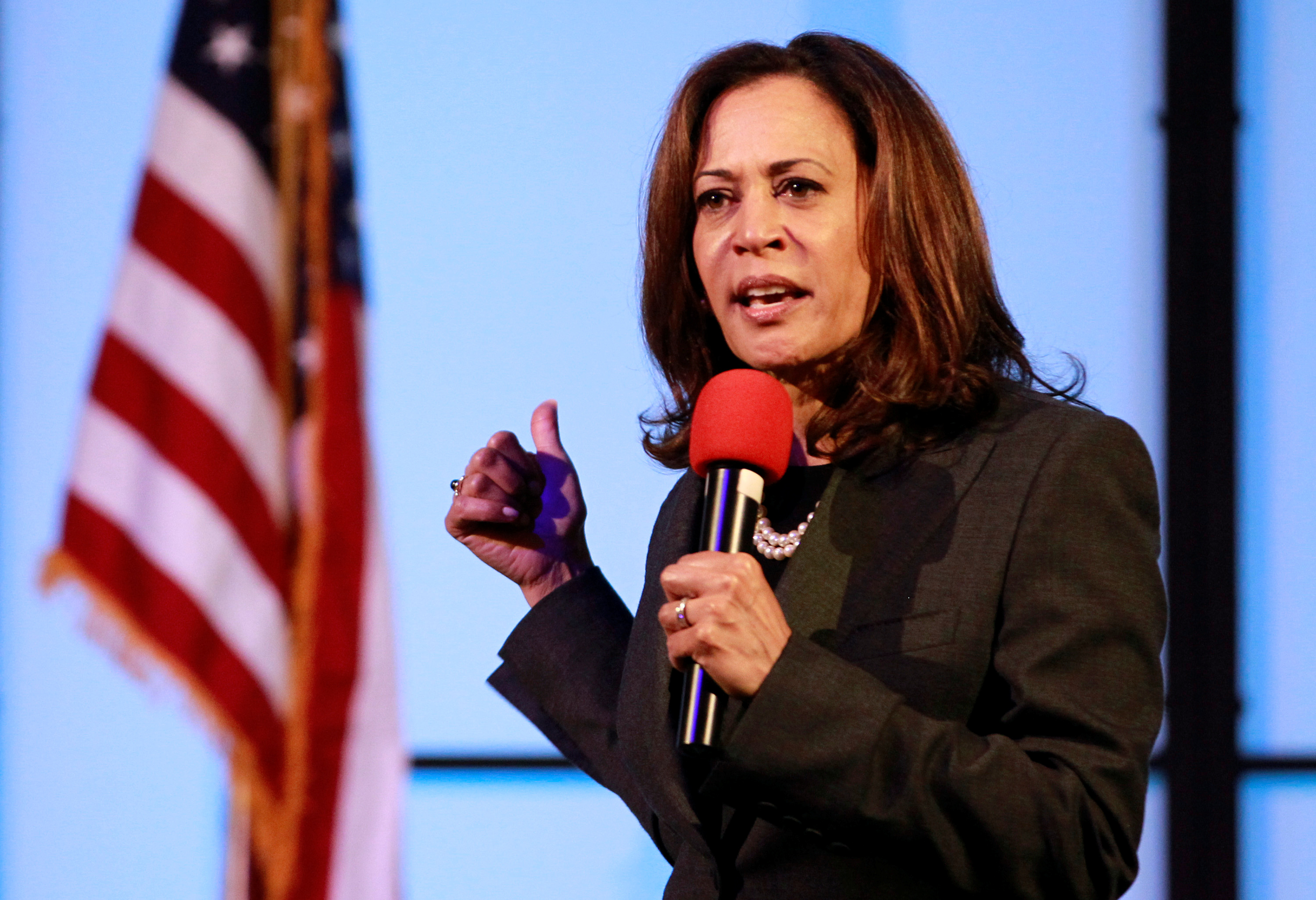 California Senator Kamala Harris Says Police Need to Be Better at Recognizing Racial Bias
