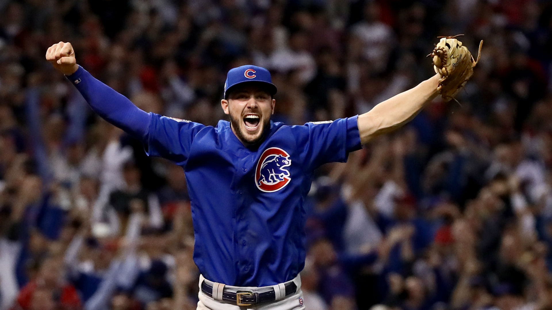 MLB awards finalists: Cubs, Indians players headline baseball's annual honors