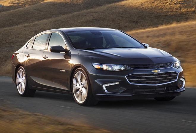 New For 2017 Chevrolet Cars