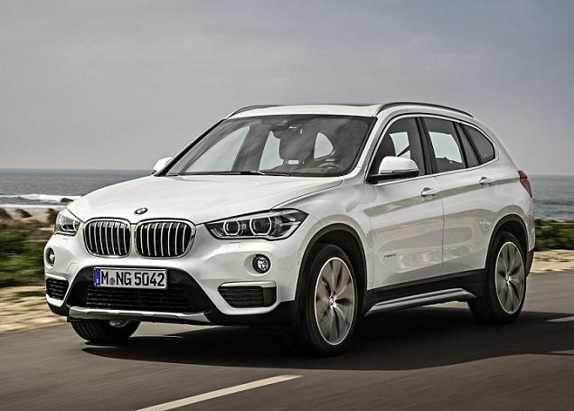 2016 BMW X1 photo
