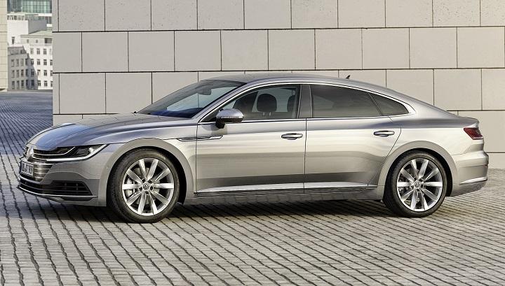 2018 Volkswagen Arteon Preview