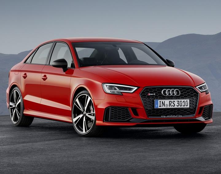 2018 Audi RS 3 Sedan photo