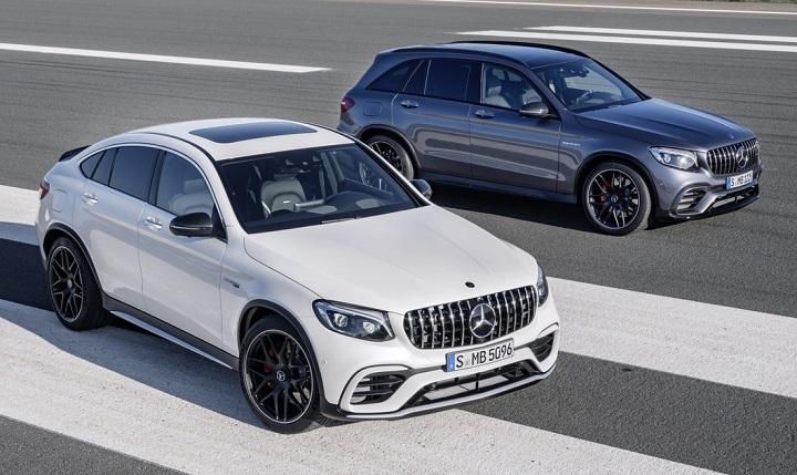 2018 Mercedes-AMG GLC63 SUV and GLC63 Coupe photo