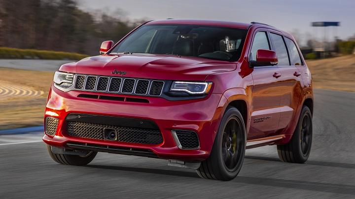 2018 Jeep Grand Cherokee Trackhawk photo
