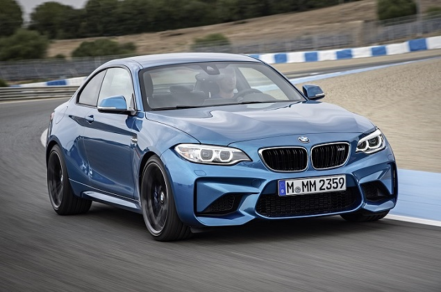 2016 BMW M2 Coupe photo
