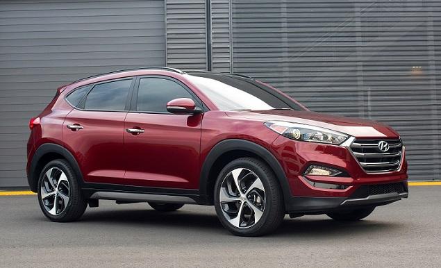 2016 Hyundai Tucson photo