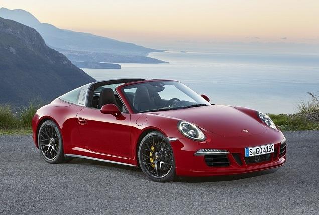 2016 Porsche 911 Targa 4 GTS photo