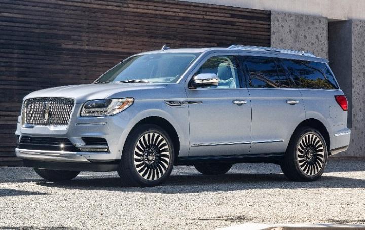2018 Lincoln Navigator photo