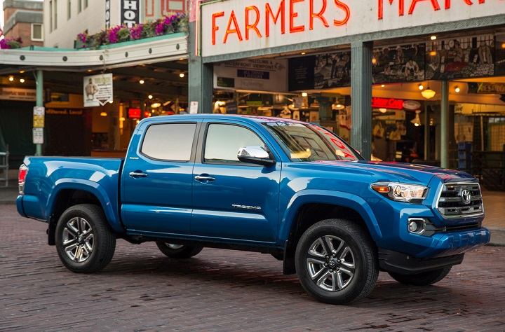 powersteering 2017 toyota tacoma review. Black Bedroom Furniture Sets. Home Design Ideas