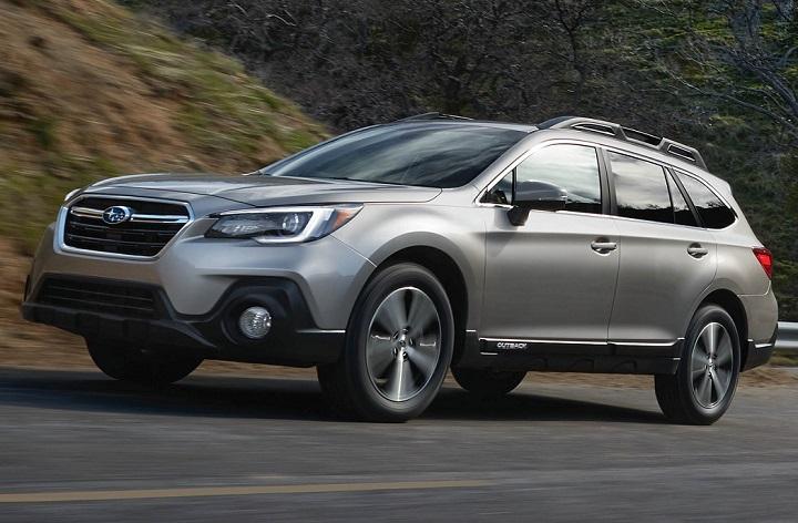 2018 Subaru Outback photo