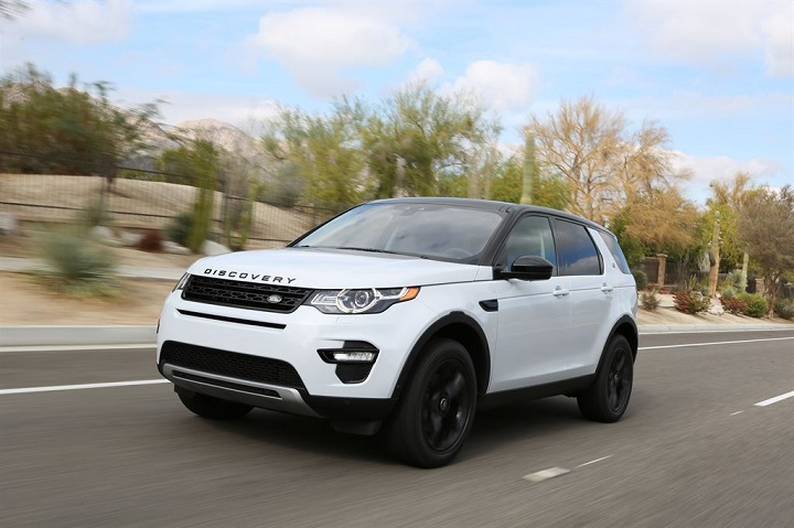 5 Fast Facts: 2016 Land Rover Discovery Sport