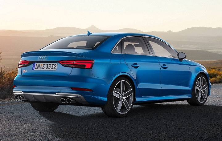 2017 Audi A3 and S3 Preview