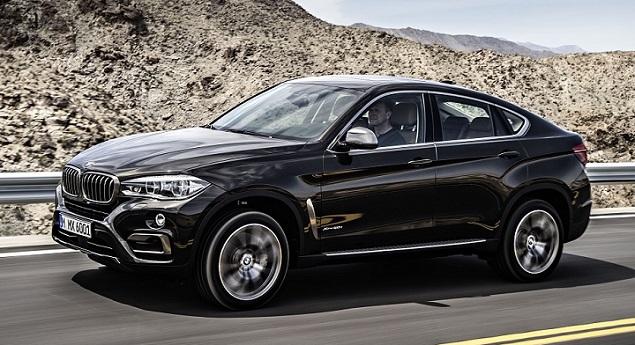 2016 BMW X6 xDrive50i photo