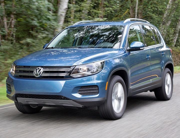 New for 2017: Volkswagen