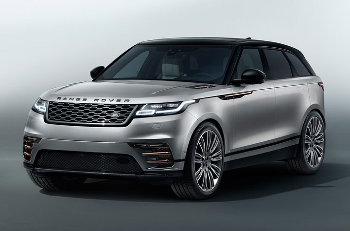 2018 Land Rover Range Rover Velar photo
