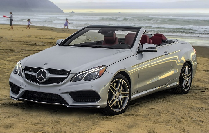 Most reliable 2016 coupes and convertibles over 50 000 for Most reliable mercedes benz models