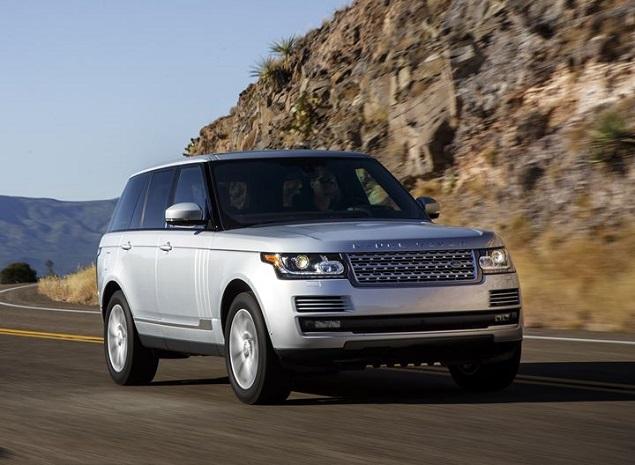 2016 Land Rover Range Rover photo