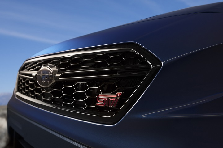 2018 Subaru WRX STI grille photo