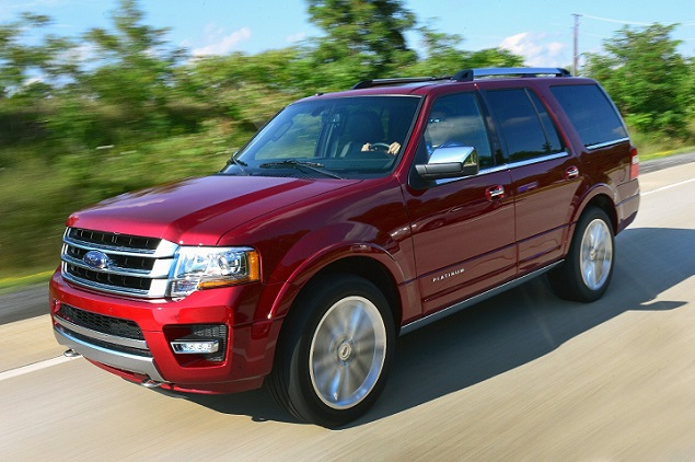 2015 Ford Expedition photo