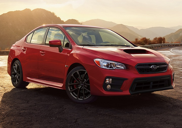 2018 subaru impreza sti. simple subaru 2018 subaru wrx front quarter right photo to subaru impreza sti