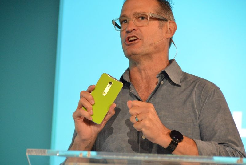 Motorola announces 5.7-inch Moto X Style with 'best-in-class' camera