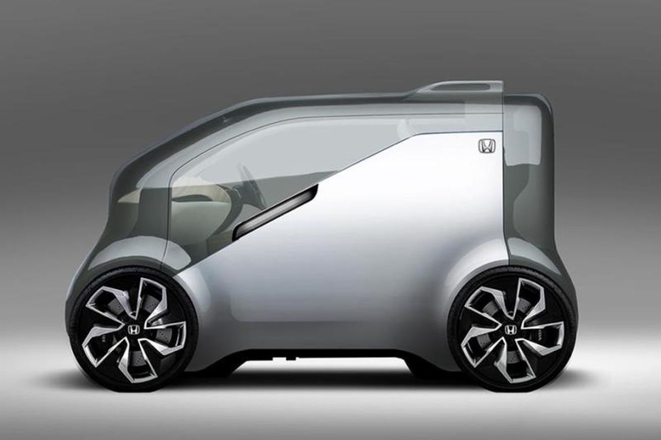 Honda teases electric concept car with AI-powered emotions