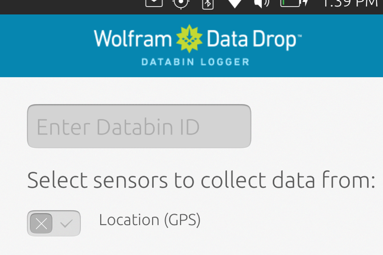 Wolfram Research turns your Ubuntu phone into an IoT sensor
