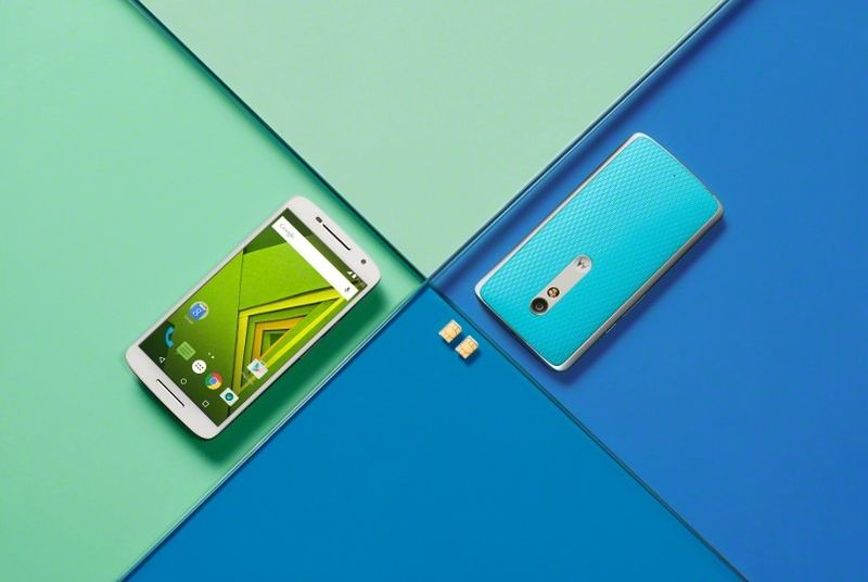The Moto X Play is cheaper than the competition and has a massive battery