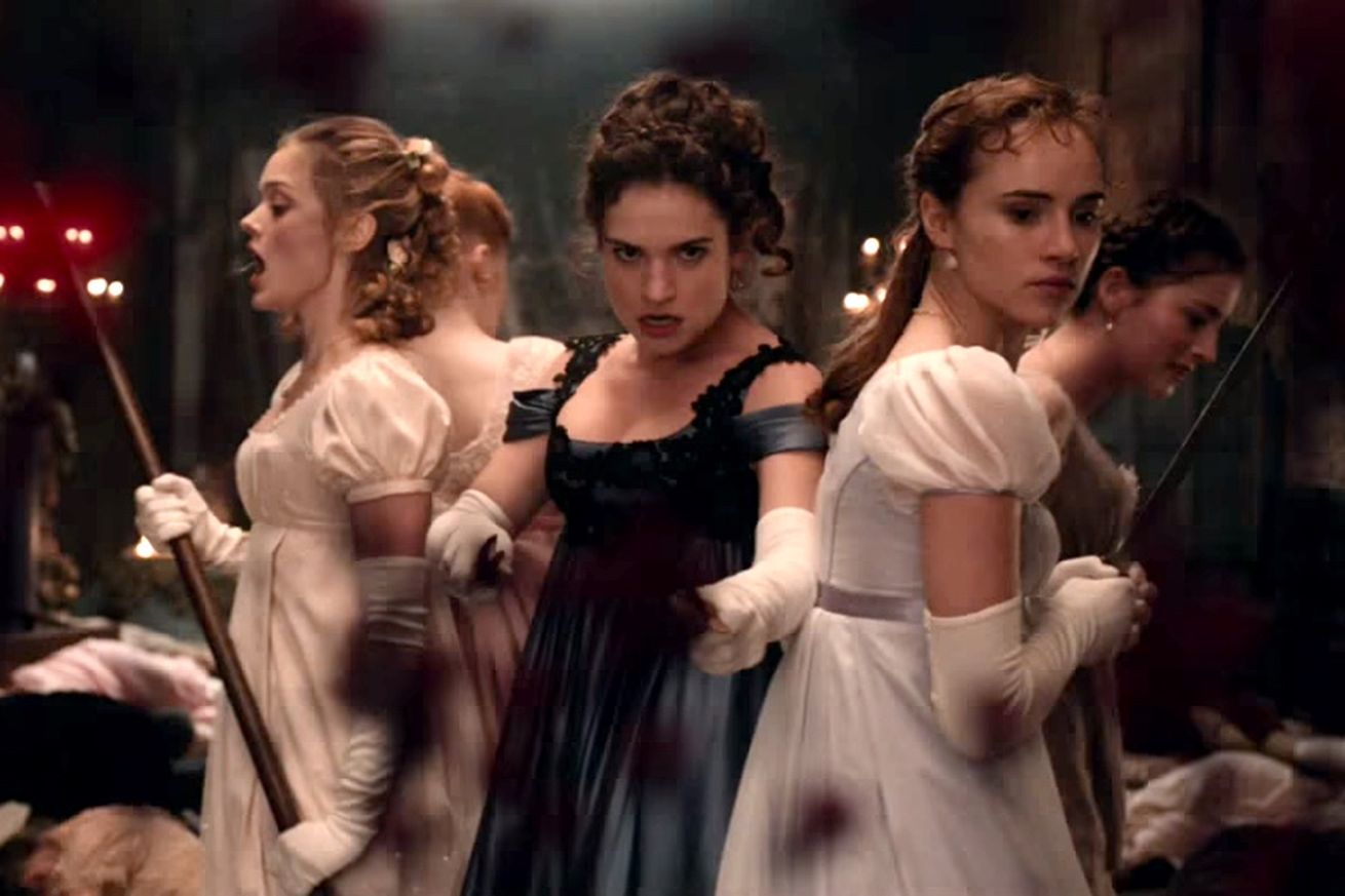 Pride & Prejudice & Zombies & seven-year-old fads