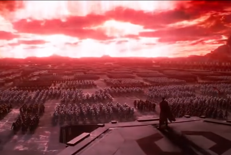 The latest Star Wars: The Force Awakens TV spot dives into the dark side
