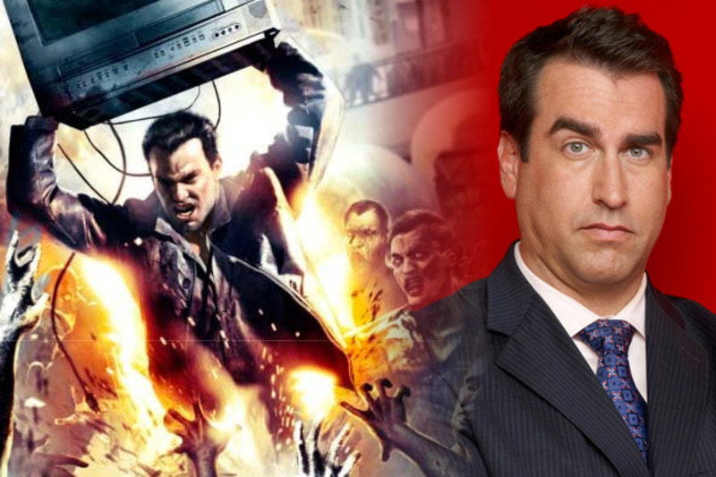 'Dead Rising' film has its lead: former 'Daily Show' war correspondent Rob Riggle