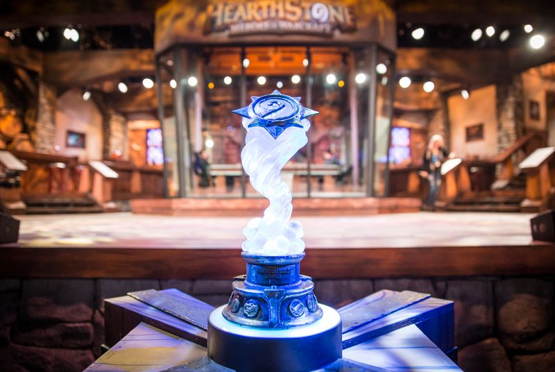 Hearthstone's revamped e-sports tournament features $1 million in prizes