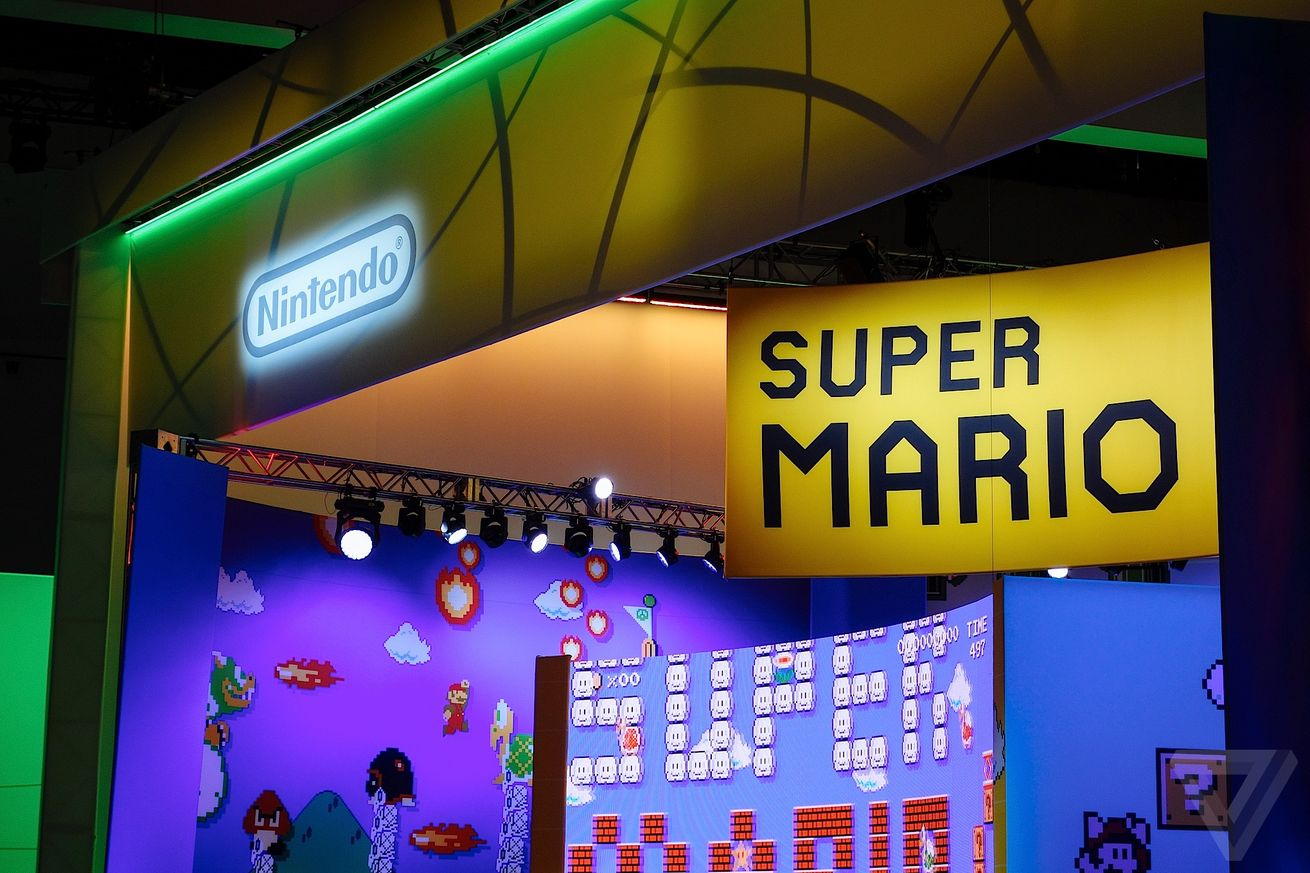 Nintendo sales decline after sparse Wii U holiday lineup