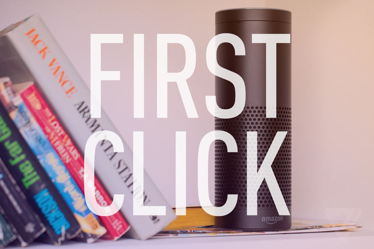 First Click: Amazon's Echo taught me I have no idea what music I like